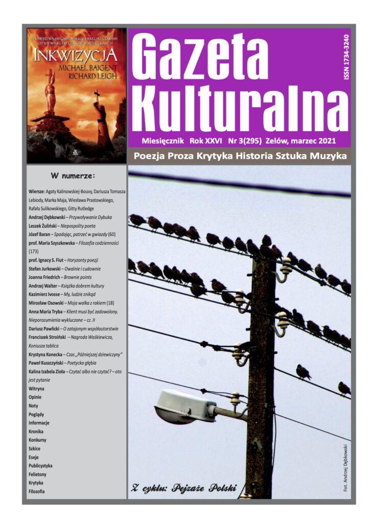 Gazeta Kulturalna 3-2021