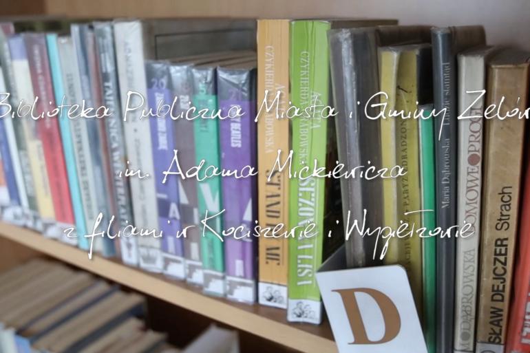 Biblioteka w Zelowie film